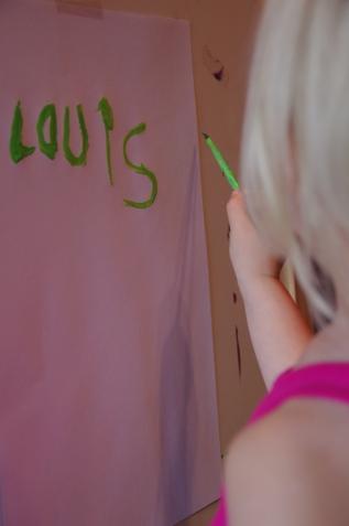 Stage d'été : peinture au chevalet (3-6 ans)