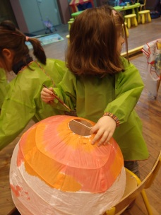 Stage de Noël : boule à l'écoline (3-6 ans)